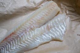 wild caught cod